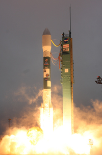 Aquarius/SAC-D launch on June 10, 2011