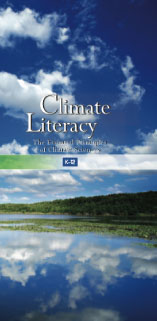 Climate literacy brochure