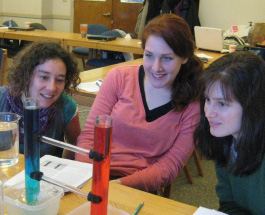 UMaine Graduate Students Learn What to Expect in the Classroom