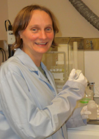 Linda  Kalnejais - Assistant Professor of Oceanography